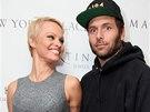 Pamela Andersonov� a Rick Salomon jsou u� man�el�. Tentokr�t u� podruh�.