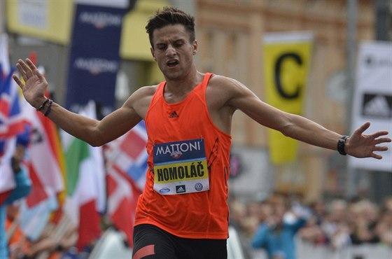 Jiří Homoláč běhá za tým AK Kroměříž/adidas Running TEAM.