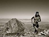 I tady sbírá sílu na ultra závody. Twin Peaks, Colorado
