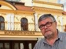Ředitel Klicperova divadla v Hradci Králové Ladislav Zeman.