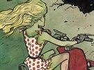 Kája Saudek, Kdo chce zabít Jessii, titulek k filmu, 1966