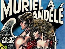 Muriel a andělé (obálka)