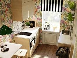 Metod ocení majitelé malých kuchyní, umožní jim mnohem lepší využití prostoru.