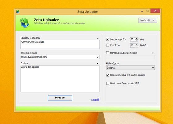 Zeta Uploader