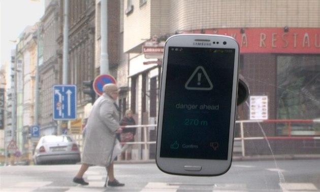 Aplikace, která upozorní na radary