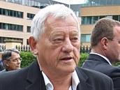 Bývalý �eskoslovenský hokejový reprezentant Jozef Golonka