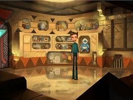 Historie si bude Broken Age pamatovat jako hru, která spustila kickstarterovou mánii, nikoli jako výjimečnou adventuru.