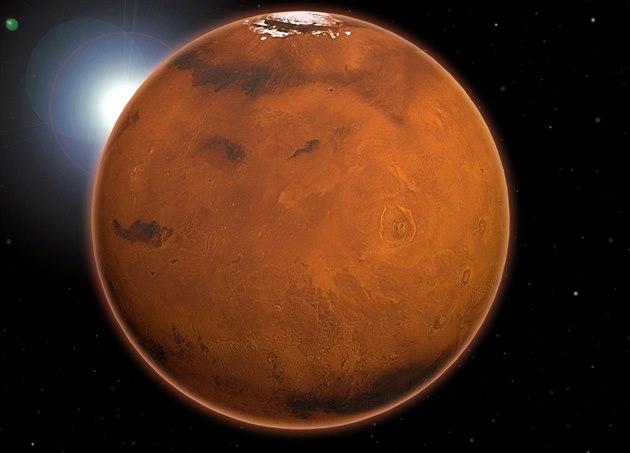 Náboženský úřad v Dubaji zakázal muslimům cestovat na Mars #Cestování