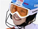 Česká lyžařka Klára Křížová