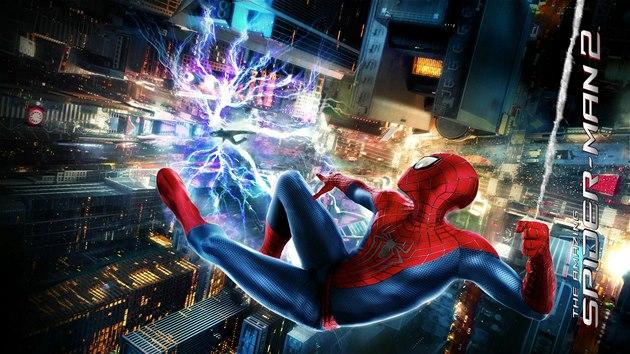 plakát Spider-Man 2