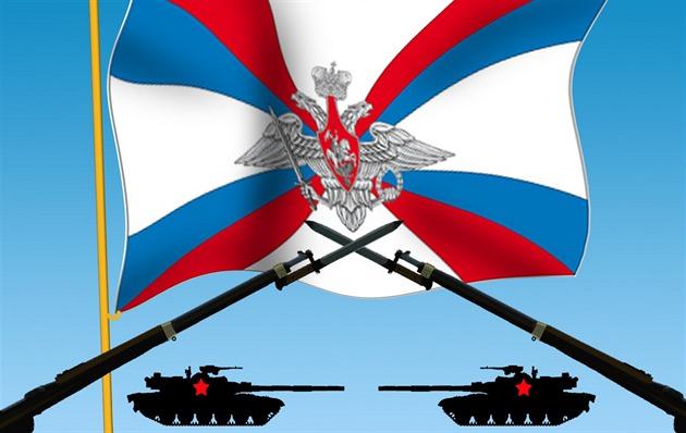 Výzbroj ruské armády?