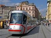 Tramvaj 13 T Brno