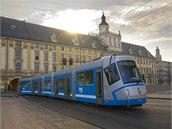 Tramvaj 16 T Wroclaw