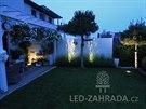 Nové trendy zahradního osvětlení ve Světelném studiu