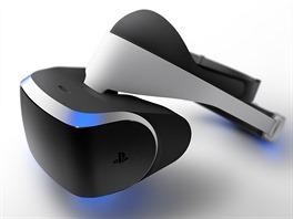 Projekt Morpheus - syst�m virtu�ln� reality od Sony