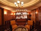 Luxusní klub 777 v pražské O2 areně