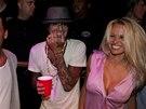 Pamela Andersonová a Tommy Lee