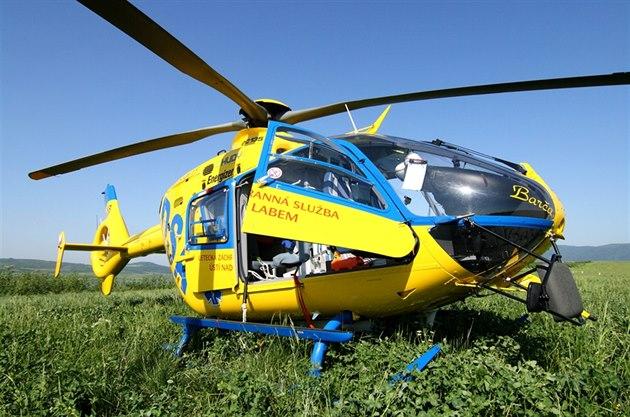 Helikoptéra Záchranné slu�by, DSA a.s.