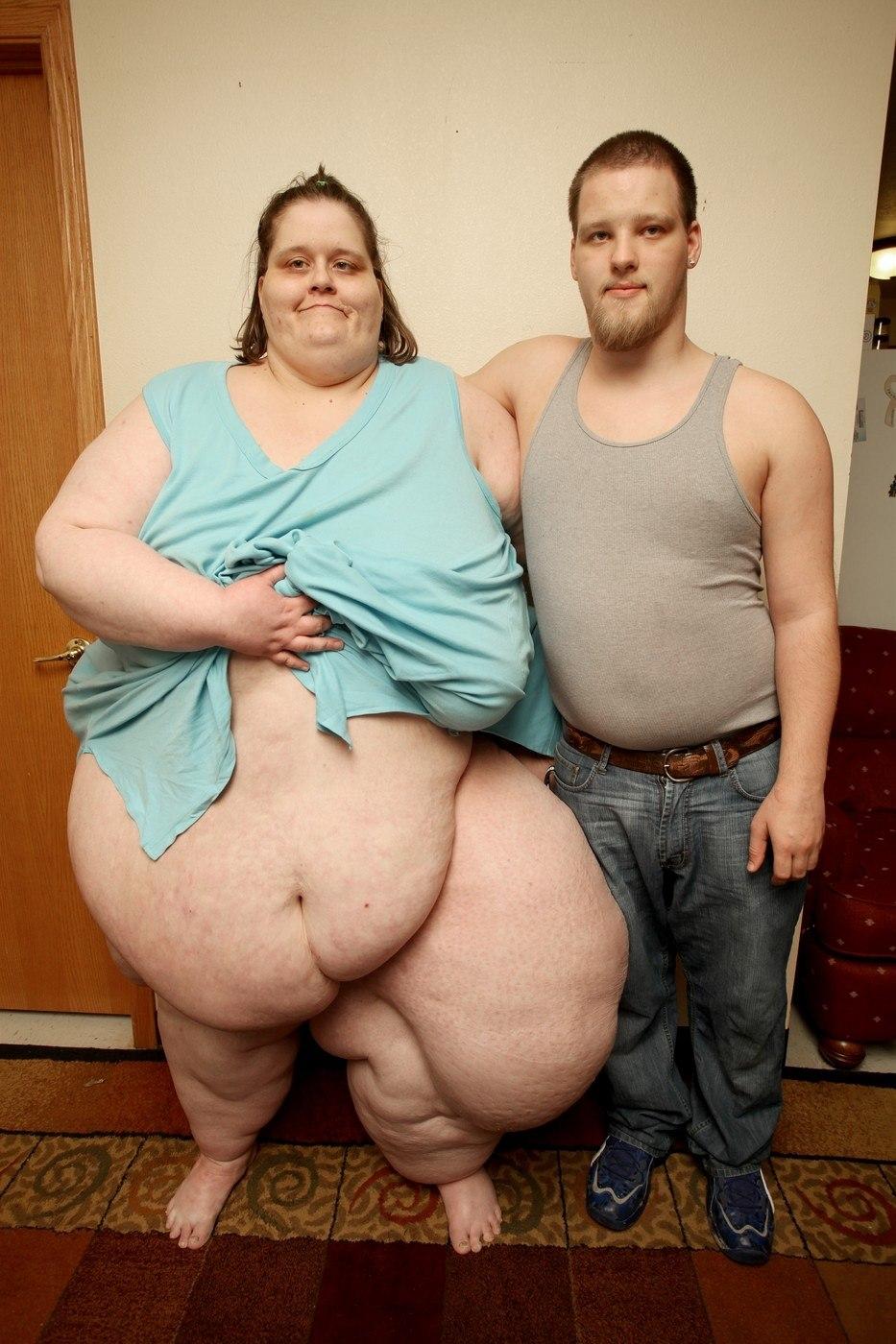 Самая жирная женщина 18 фотография