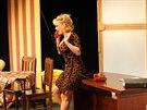 Miluše Bittnerová v představení Kšanda
