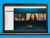 Skupinov� videohovor je prost�ednictv�m Skype kone�n� zdarma.