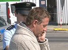 Lobbista Roman Janoušek telefonoval hned po autonehodě na všechny strany.