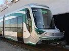 Výrobce vyzkoušel nový bateriový pohon na zkušební trati ve škodováckém areálu v Plzni. Testoval ho na tramvaji ForCity Classic z první 60kusové série pro město Konya.