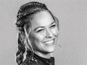 Ronda Rousey na plakátu k filmu Expendables 3