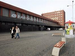 Nádraží Pardubice