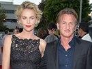Charlize Theronov� a Sean Penn (kv�ten 2014)