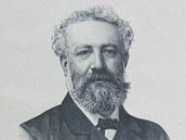 Jules Verne je jedním ze zakladatelů vědecko-fantastické literatury.