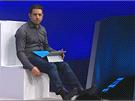 Surface Pro 3 uzpůsobený pro práci na kolenou