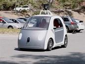 Zcela samostatn� auto od spole�nosti Google nem� ani volant.