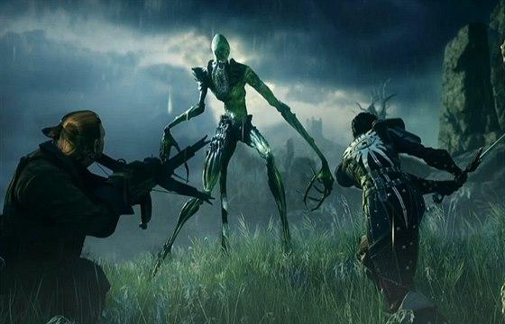 Petra zbo��uje studio BioWare. Mass Effect i Dragon Age jsou proto jej� hr��skou povinnost�.