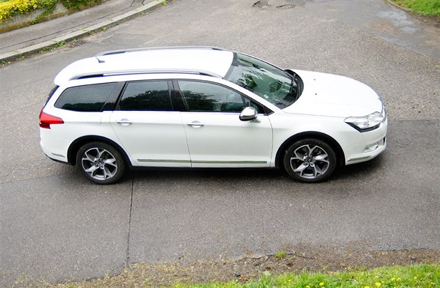 Cost of Citroen C5 Cross Tourer   Yearling Cars in Your City
