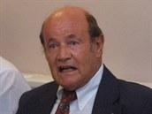 Přední český diabetolog Jaroslav Rybka (na archivním snímku z roku 2003).