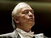Ruský dirigent Valerij Gergijev
