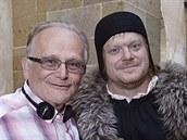 Jan Hus, prvn� klapka filmu, 14. �ervna 2014