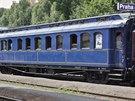V�z s ozna�ením AZA 1-0086 vyrobili v roce 1909 ve smíchovské továrn�...