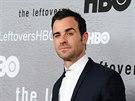 Justin Theroux na premiéře nové řady seriálu HBO The Leftovers (New York, 23. června 2014)