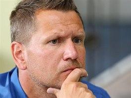 Sportovní ředitel Slovanu Ústí Jan Čaloun