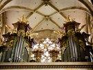M�lzerovy varhany v katedr�le sv. V�ta v Praze