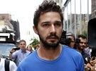 Shia LaBeouf po propuštění z newyorské vazby