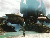 Fandovský projekt Skywind p�ed�lává sv�t Morrowindu do enginu Skyrim