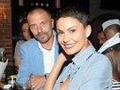 Tomáš Řepka a jeho manželka Vlaďka