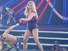 Britney Spears p�i vystoupen� v Las Vegas (�nor 2014)