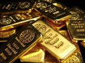 Investiční zlato. Ilustrační snímek