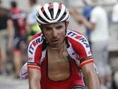 Španělský cyklista Joaquim Rodríguez