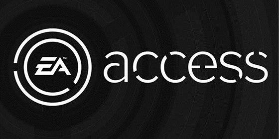 Logo služby EA Access