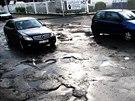 Pra�sk� ulice U Se�adi�t� - v�t�z ankety Nejhor�� d�ra republiky